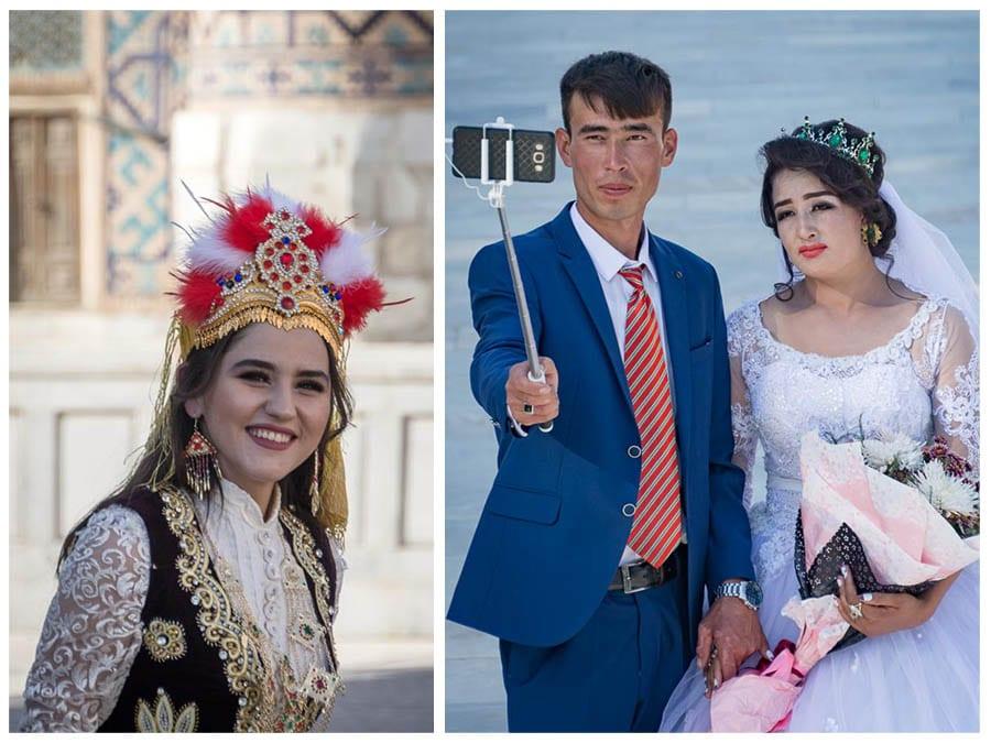 סמרקנד, אוזבקיסטן   המצלמה מוסיפה חמישה קילו   עפר קידר