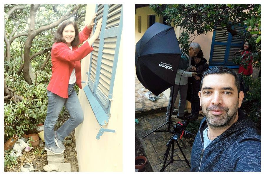 צילום כריכת ספר - המצלמה מוסיפה חמישה קילו - בלוג הצילום של עפר קידר