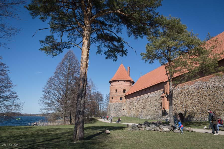 טרקאי, טיול יום מוילנה, ליטא