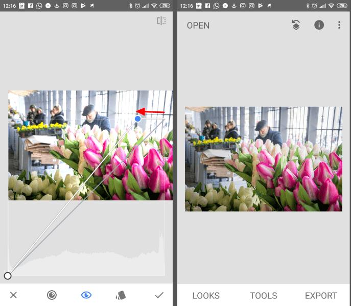 איך להלבין תמונות באינסטגרם? | המצלמה מוסיפה חמישה קילו