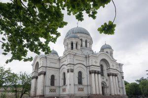 כנסיית מיכאל המלאך הקדוש בקובנה