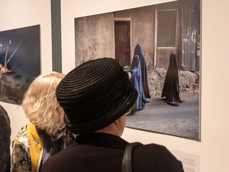 תערוכת עדות מקומית במוזיאון ארץ ישראל בתל אביב