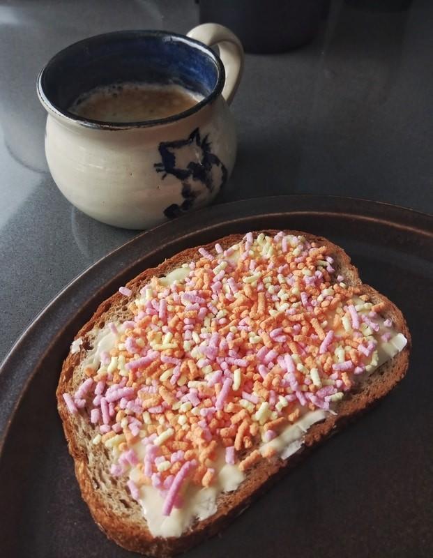 לבני הבכור אקרא Vruchtenhagel - ארוחת בוקר של אלופים