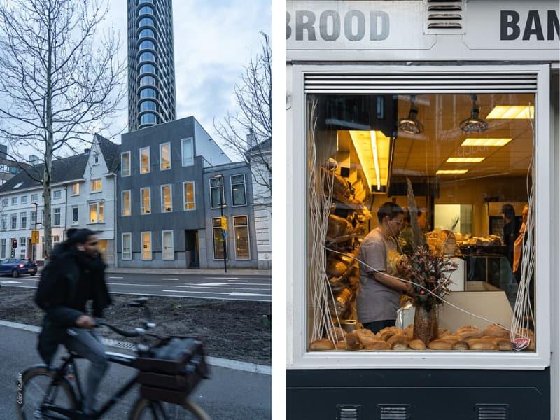 מרכז איינדהובן, הולנד