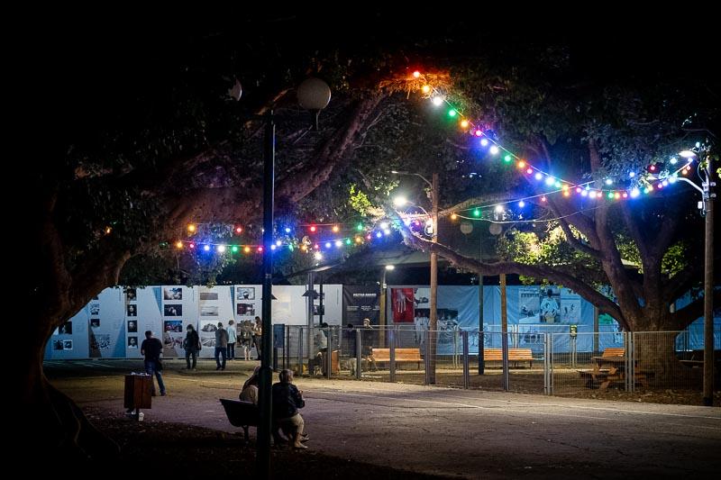 תערוכות צילום בפסטיבל בכיכר המדינה, באוויר הפתוח וללא תשלום